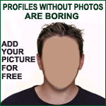 Image recommending members add Robot Passions profile photos